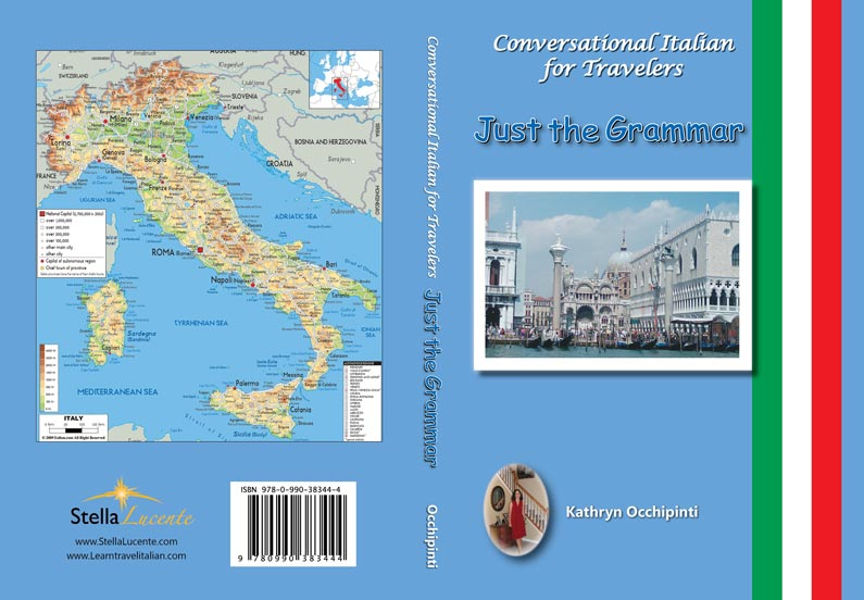 Learn Italian For Travel with Stella Lucente