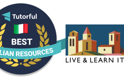 Live and Learn Italian selected by Tutorful as 'best Italian resource'