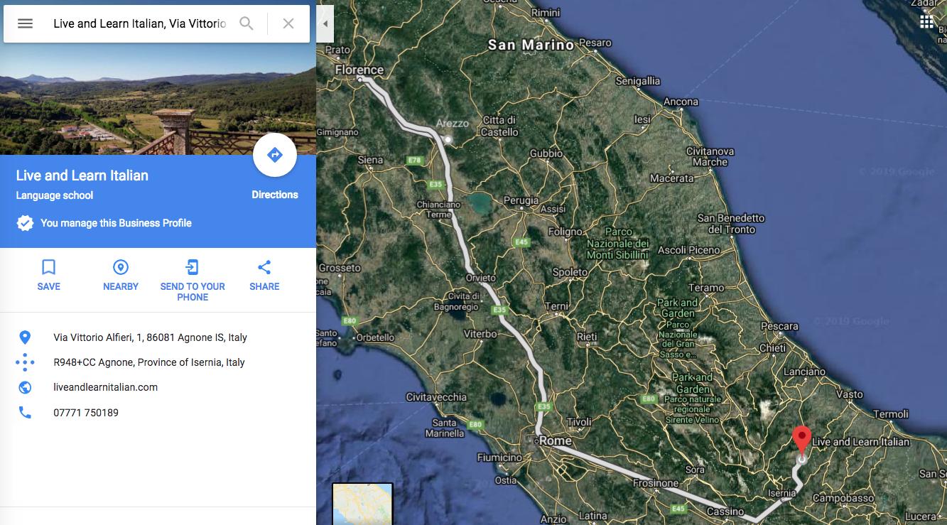 o World   Live and Learn Italian on san giovanni rotondo italy map, acireale italy map, frascati italy map, europe italy map, sezze italy map, palena italy map, isernia map, calabria italy map, marche italy map, licata italy map, amalfi italy map, figline valdarno italy map, alcamo italy map, montecorice italy map, abruzzo italy map, l'aquila italy map, spinete italy map, baranello italy map, cuneo italy map, rionero sannitico italy map,