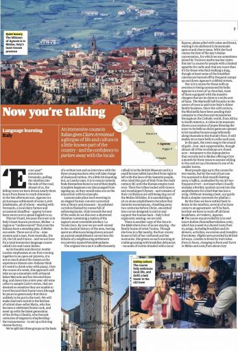 The Guardian Review article of Live and Learn Italian